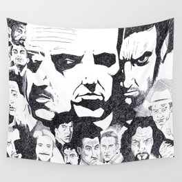 Actor's Studio Wall Tapestry