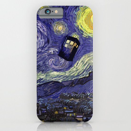 Doctor Who 010 iPhone & iPod Case