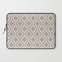 Mapuche Grey/Beige Laptop Sleeve
