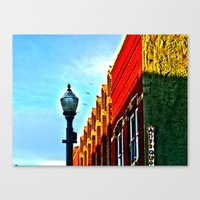 antique Canvas Prints featuring Antique by Dan Boyce - The Quality Of The Light