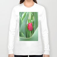 gem Long Sleeve T-shirts featuring Hidden Gem by Rosie Brown