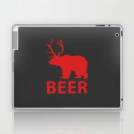 DEER & BEAR = BEER Laptop & iPad Skin