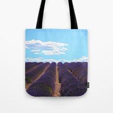 PROVENCE - Lavender | France | Travel | Summer | Purple | Nature | Landscape Tote Bag