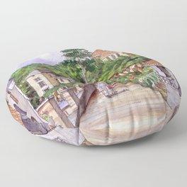 Port Meirion Floor Pillow