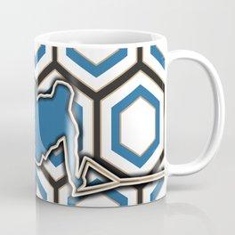 Wakeboard Stunt Water Sports Pattern Design Coffee Mug