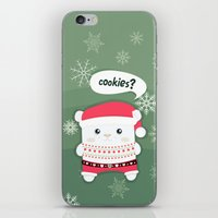 cookies iPhone & iPod Skins featuring cookies? by techjulie