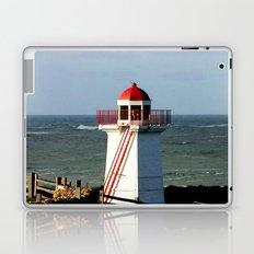 Lady Bay Lower Lighthouse  Laptop & iPad Skin