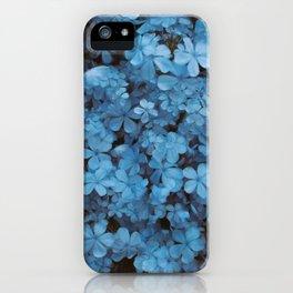 Jazmin del Cielo III iPhone Case