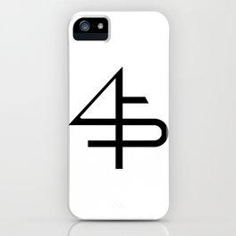 ___45____ iPhone Case