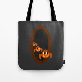 Birds Escape Tote Bag