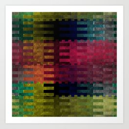 Abstract 148 Art Print