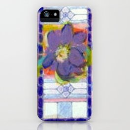 Marrakech Stained Glass iPhone Case