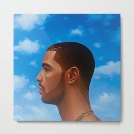 Drake Man, NWTS Metal Print