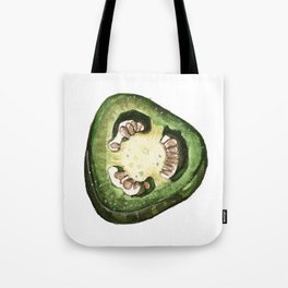 Jalapeño Slice Tote Bag