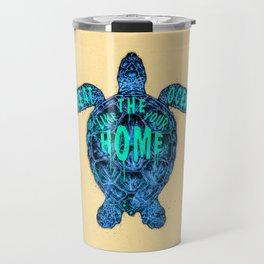 ocean omega Travel Mug