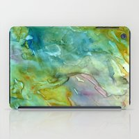 stained glass iPad Cases featuring Stained Glass by Rosie Brown