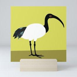 Sacred Ibis Mini Art Print