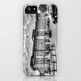 Buckingham Palace London sketch iPhone Case