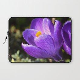 Purple Love Laptop Sleeve