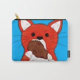 Turkey Leg Fox Carry-All Pouch