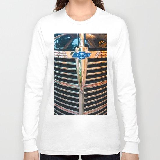 Old Chevrolet Long Sleeve T-shirt