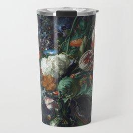 Botanical still life Travel Mug