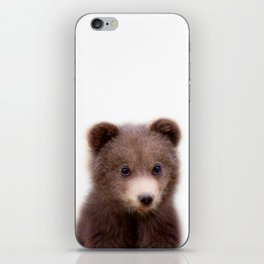 Bear Cub iPhone Skin