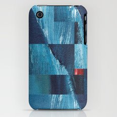 Cracking Waves (Distant Shore) Slim Case iPhone (3g, 3gs)