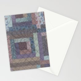 Log Cabin Case Stationery Cards