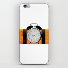 Time Bomb iPhone Skin