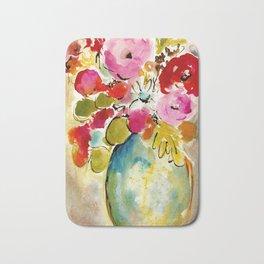 Vase Bath Mat