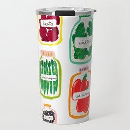 Jars of Fruit & Veg Travel Mug