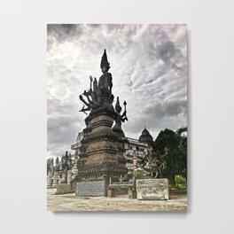 thai god Metal Print