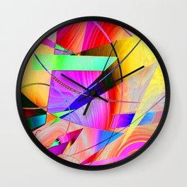 ! W I L D C A R D ! Wall Clock