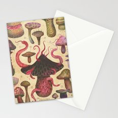 The Fungus Kingdom II Stationery Cards