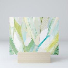 Leafy Things Mini Art Print