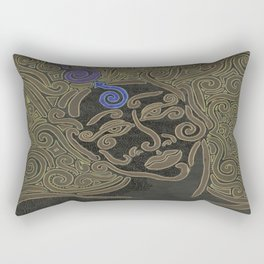 Sisterhood of Enlightened Perception Rectangular Pillow