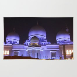 Sheikh Zayed Grand Mosque Rug