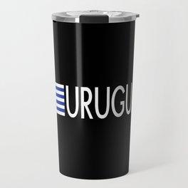 Uruguay: Uruguaya Flag & Uruguay Travel Mug
