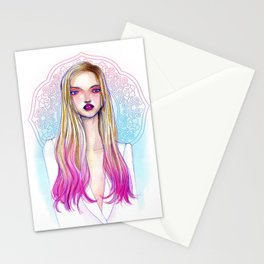 Mary Jane Who? Stationery Cards