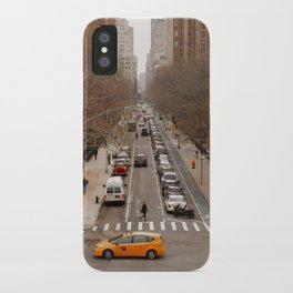 Travel Photography: New York City, Cross Walk iPhone Case