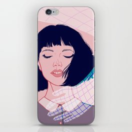 Grab iPhone Skin