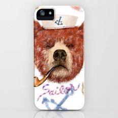 Mr.Bear Slim Case iPhone (5, 5s)