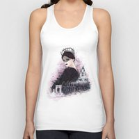 fairytale Tank Tops featuring Fairytale by Alendro
