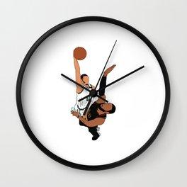 Jayson Tatum Wall Clock