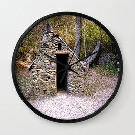Little House Wall Clock