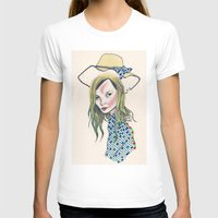 kate moss T-shirts featuring Kate Moss by Sindecualo
