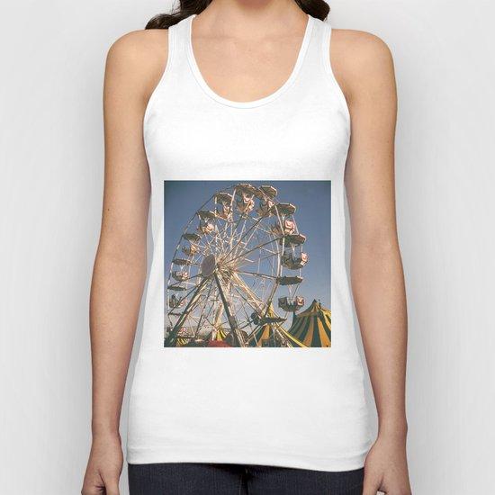 Wheel Ferris Unisex Tank Top