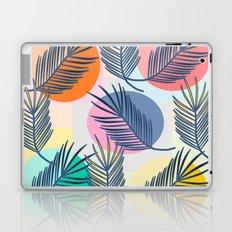 leaves palm Laptop & iPad Skin