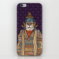 persian iPhone & iPod Skins featuring Persian by MR. VELA